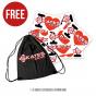 String Bag & Stickers Bonus Pack