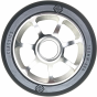 Skates Classic 100mm Scooter Wheel – Silver Polished Chrome