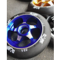 Dare Motion Black Neochrome 110mm Scooter Wheel