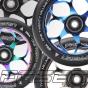 Fasen Jet 110mm Oil Slick Neochrome Scooter Wheel