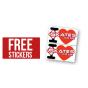 Skates Sticker Pack