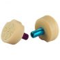 Gumball Superball Toe Stopper - Natural Long 30mm