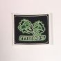 Mutts Logo Sticker - Green