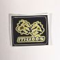 Mutts Logo Sticker - Yellow