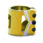 Logic HIC Double Scooter Clamp - Gold