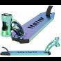 "MGP VX8 Extreme Neochrome Oil Slick Rainbow Scooter Deck – 20.5"" x 4.8"""