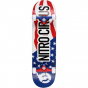 "Nitro Circus 8"" Complete Skateboard - Stars and Stripes"