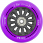 Slamm 100mm Nylon Core Wheel V2 - Black / Purple