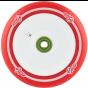 UrbanArtt 120mm Classic Hollow Core Scooter Wheels - Red