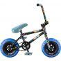 Rocker 3+ Freecoaster Crazy Main Mini BMX Bike - Splatter