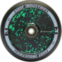 Root Industries AIR Hollowcore 110mm Scooter Wheel - Green Splatter