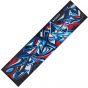"Blazer Pro Premium XL Scooter Griptape – Graffiti - 24"" x 6"""