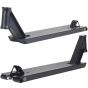 "Native Advent V2 Black Pro Stunt Scooter Deck 22"" x 5.25"