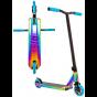 Crisp Surge 2020 Complete Stunt Scooter - Neochrome Oil Slick / Blue