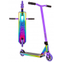 Crisp Surge 2020 Complete Stunt Scooter - Neochrome Oil Slick / Purple