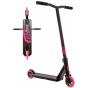 Crisp Blaster 2020 Stunt Scooter - Black / Pink Cracking
