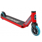 B-STOCK Dominator Ranger Complete Scooter - Turquoise / Red DECK KIT