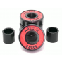 Logic Red ABEC 11 High Performance Scooter Bearings x4 Set