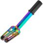 Oath Shadow IHC Scooter Fork – Neochrome Oil Slick Rainbow