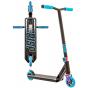 Crisp Switch Mini 2020 Complete Stunt Scooter - Black / Blue
