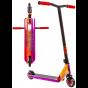 B-STOCK Crisp Switch 2020 Complete Stunt Scooter - Chrome Purple / Orange / Red & Black
