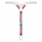 B-STOCK Madd Gear MGP Terry Price Signature Scooter Handlebar - White 600mm