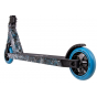 B-STOCK Root Industries Type R Stunt Scooter DECK KIT ONLY - Black / Blue / White