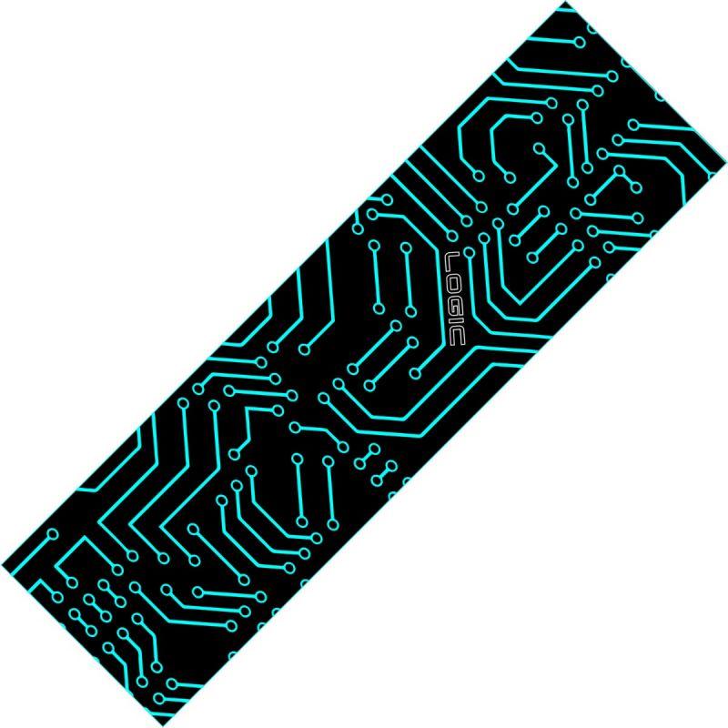 "Logic Circuit Breaker Scooter Griptape - 23"" x 6"""