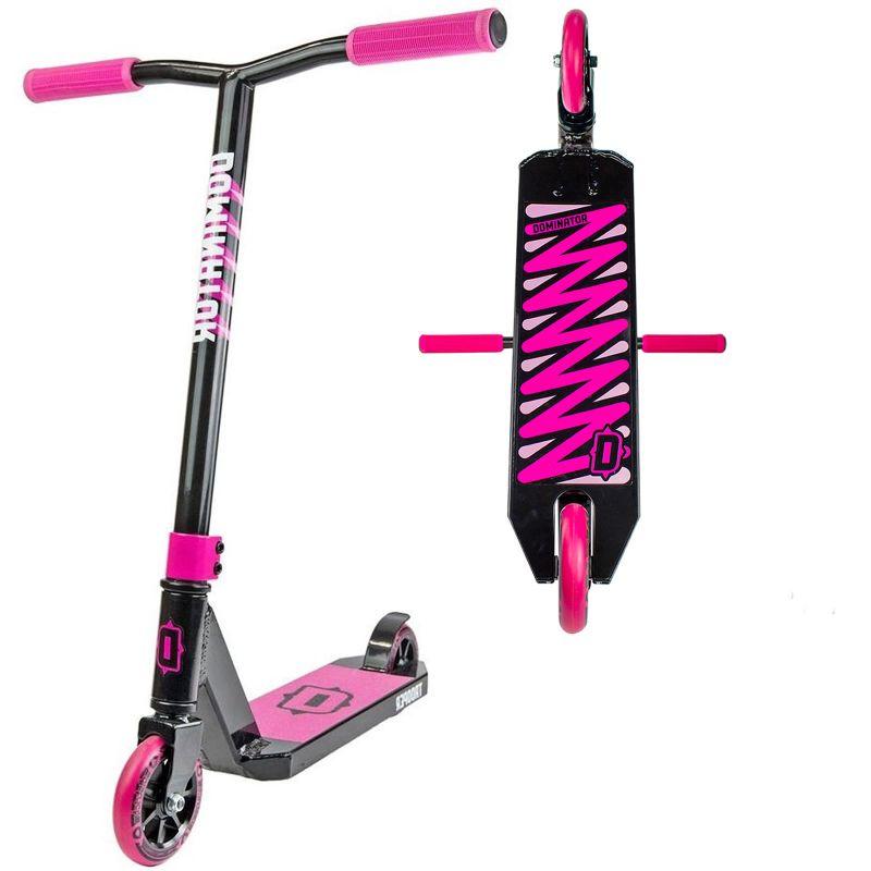 Dominator Trooper Black Pink Stunt Scooter