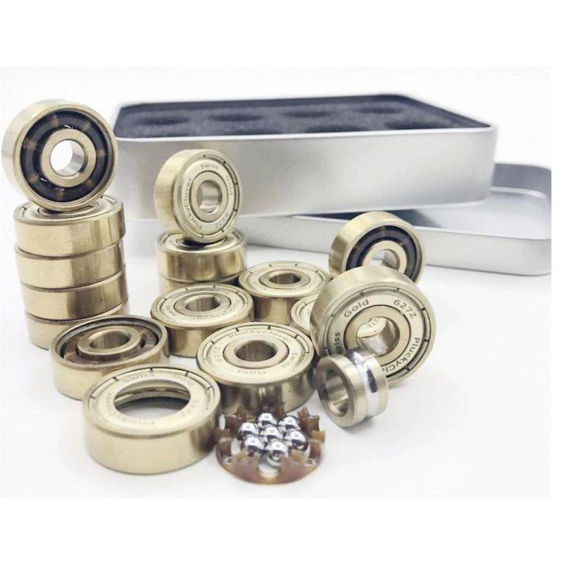 Skates ABEC 9 Gold Standard Bearings x16