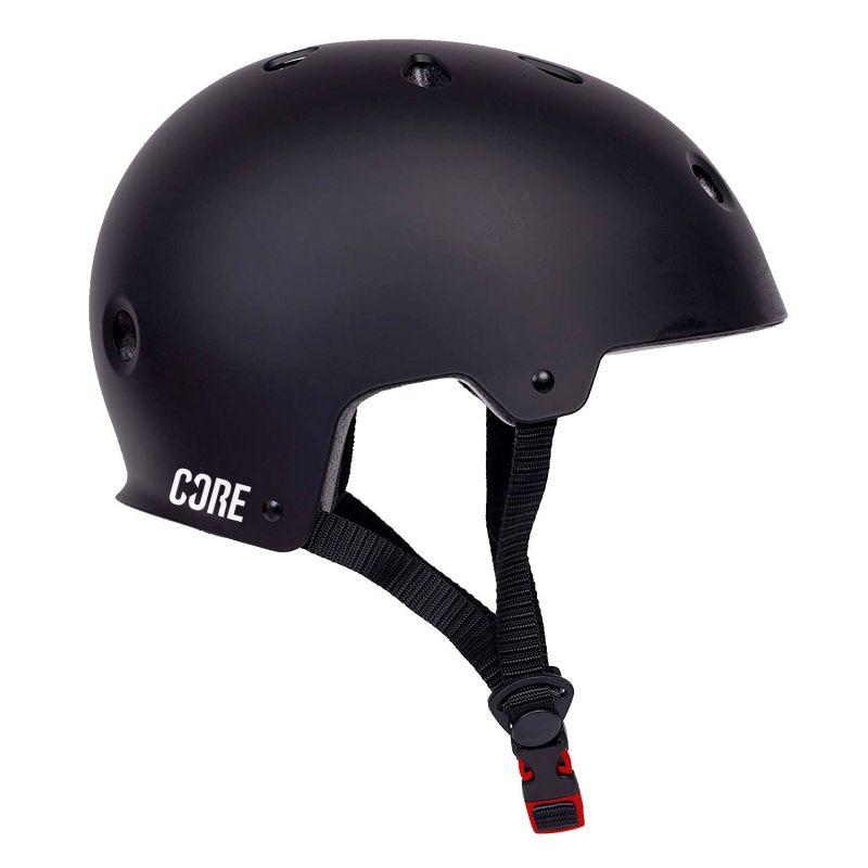 B-STOCK Core Protection Basic Helmet Black - Extra Small/Small