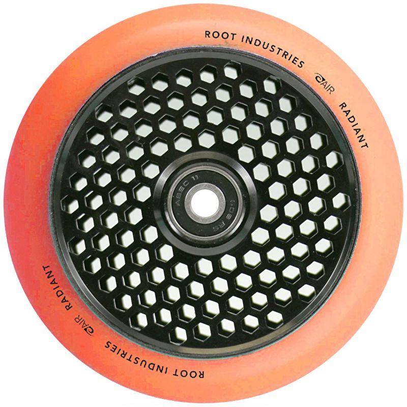 Root Industries Honeycore 110mm Scooter Wheel - Radiant Orange