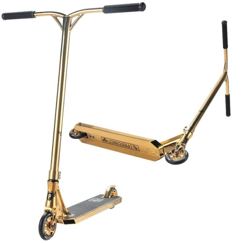 Longway Precinct Complete Stunt Scooter - Gold