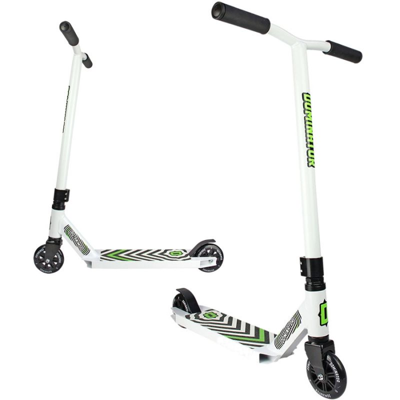 B-STOCK Dominator Scout Complete Scooter - White