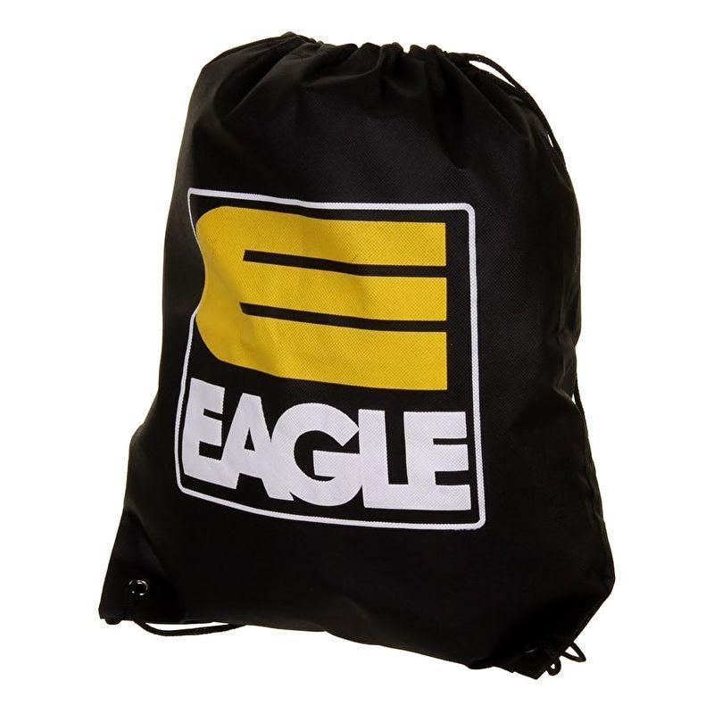 Eagle Sports Logo Drawstring Bag