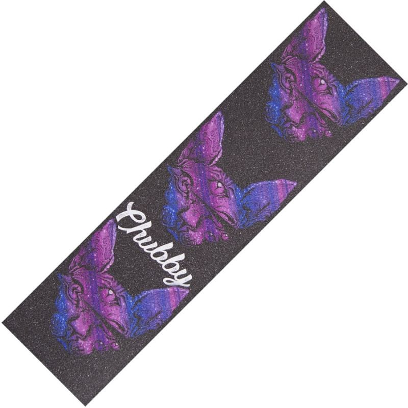 """Chubby Spaced Out Scooter Griptape – 22"""" x 5"""""""