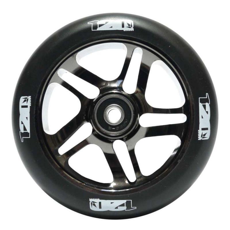 Blunt Envy 120mm Black / Chrome Scooter Wheels