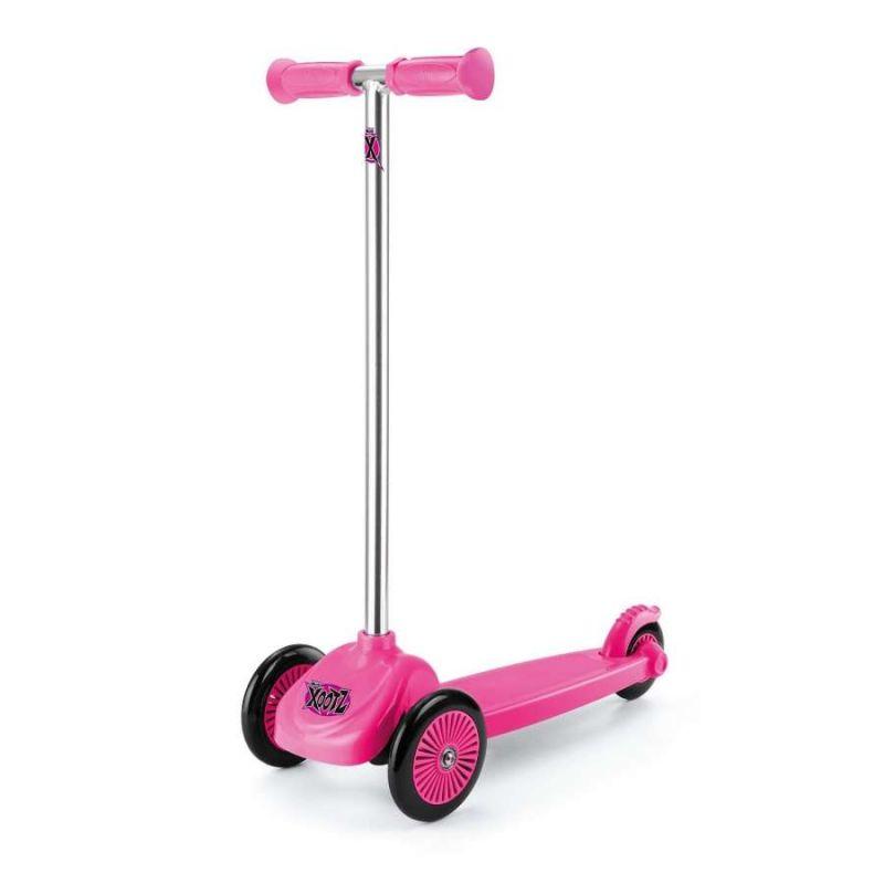 Xootz Mini Pink Tri Scooter