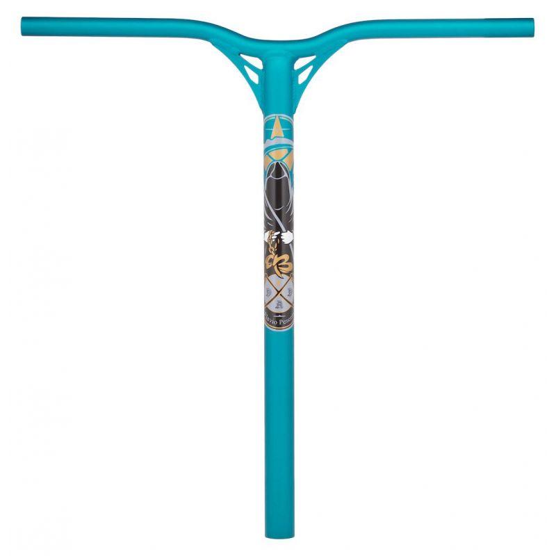 Blunt Envy Reaper Alloy Aluminium Teal Blue IHC / SCS V2 Scooter Bars – 650mm x 580mm