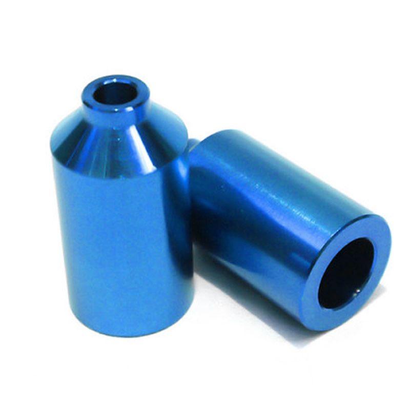 Blunt Envy Aluminium Blue Scooter Pegs