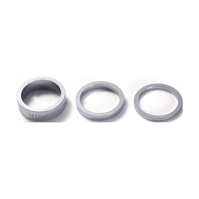 Blunt Envy Scooter Headset Spacer - Chrome