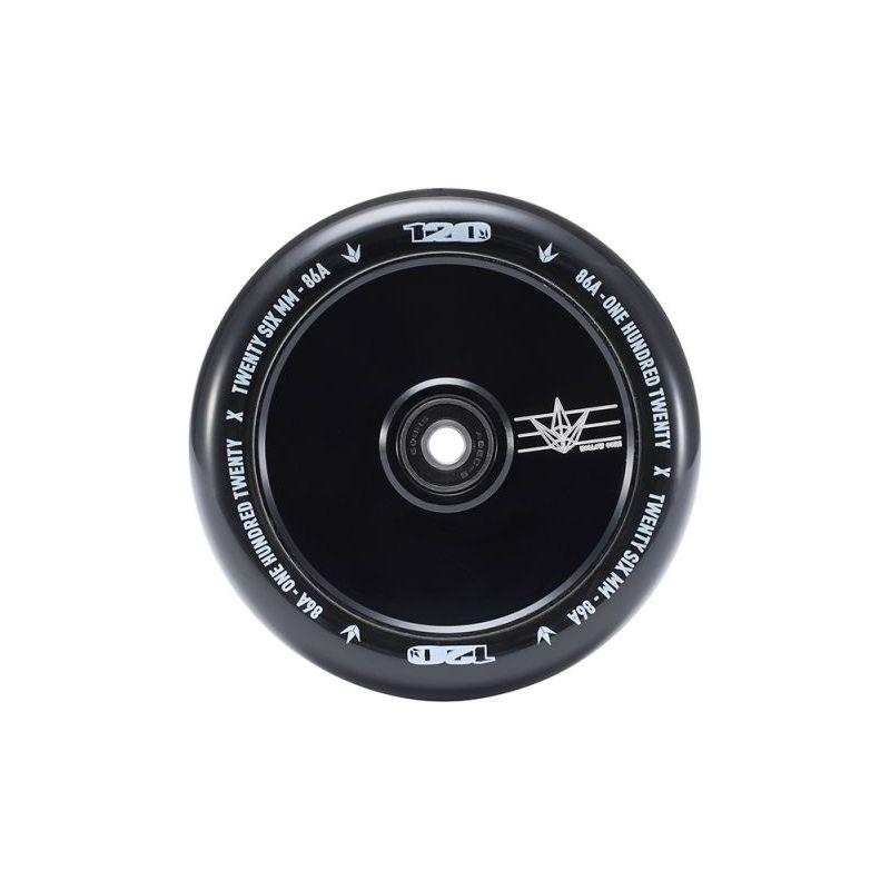 Blunt Envy 120mm Hollow Core Wheel - Black