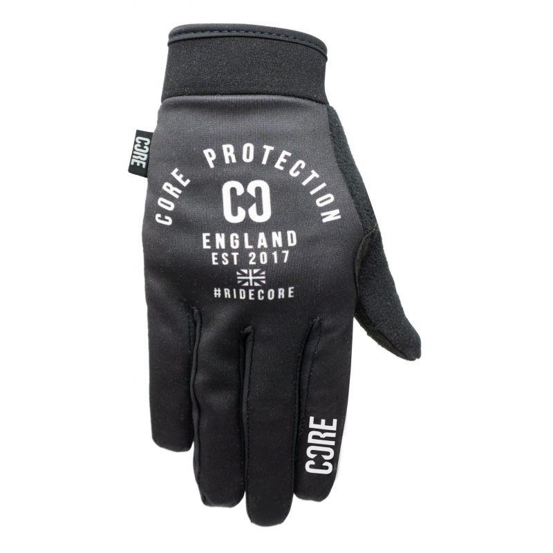 Core Protection Gloves SR - Black