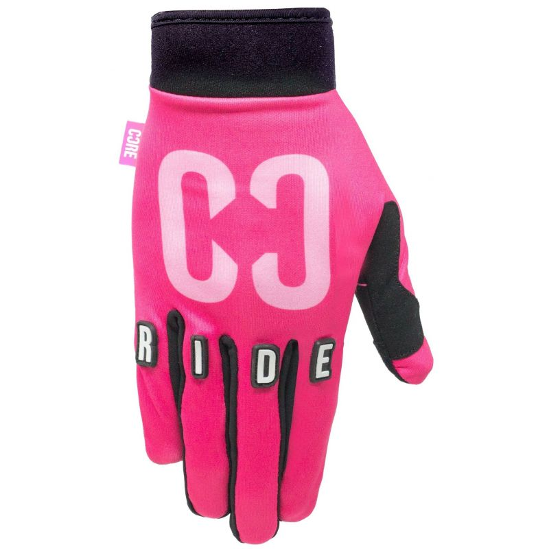 Core Protection Gloves - Pink