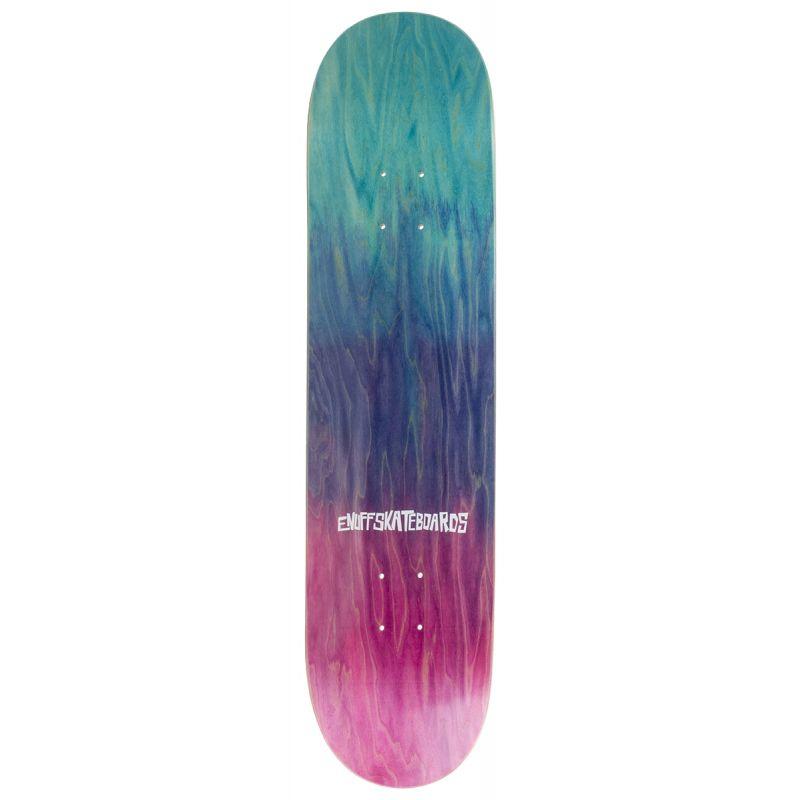"Enuff Classic Fade Skateboard Deck - Blue / Pink - 8.25"""