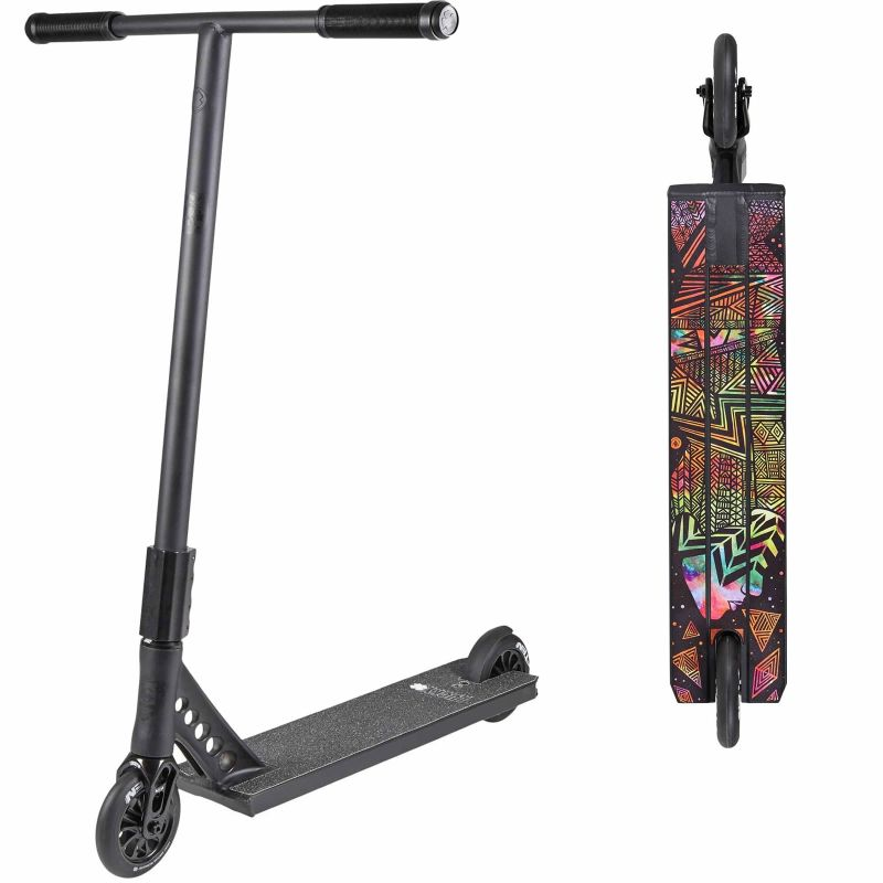 Lucky Evo 522 Complete Stunt Scooter - Black
