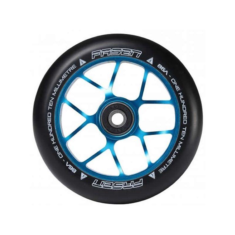 Fasen Jet 110mm Teal Blue Scooter Wheel