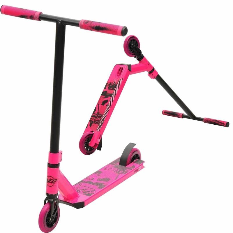 Invert TS-1.5 Mini Stunt Scooter - Black / Pink