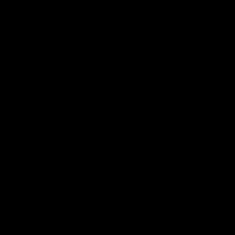Loaded Boards Logo Sticker - Black