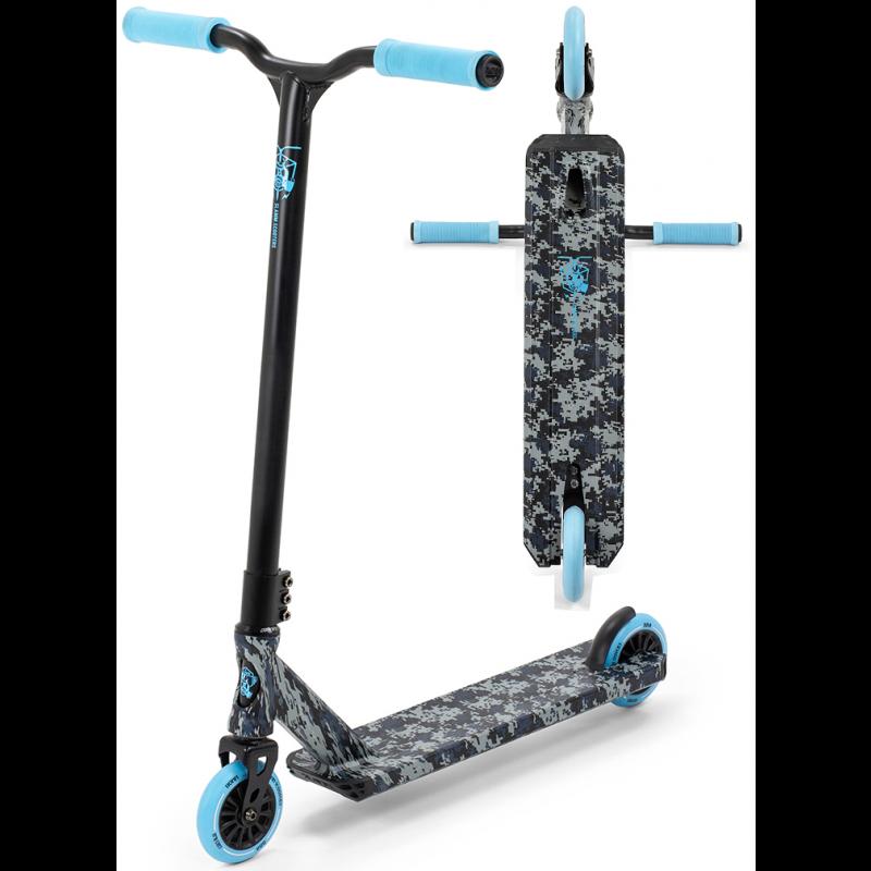 Slamm Mischief V5 Complete Stunt Scooter - Camo